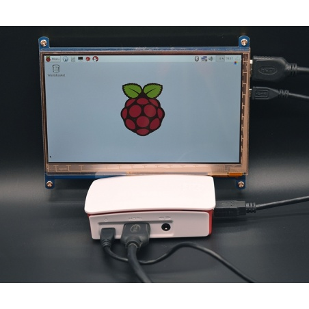 Waveshare 7inch HDMI LCD (C), 1024×600
