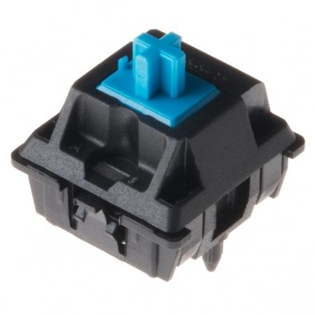 Cherry MX Desktop profile mechanical switches 0.61 inch- Blue