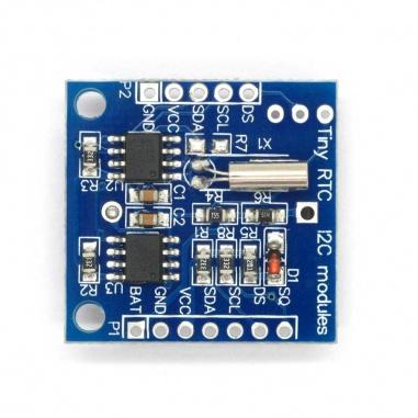 DS1307 RTC Module