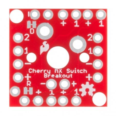 Cherry MX Switch Breakout