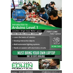 Introduction to Arduino Level-1 - FREE!