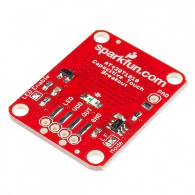 SparkFun Capacitive Touch Breakout - AT42QT1010