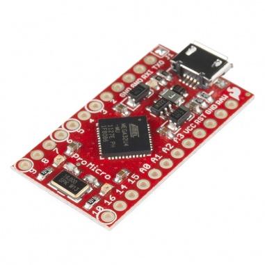 Pro Micro - 5V/16MHz