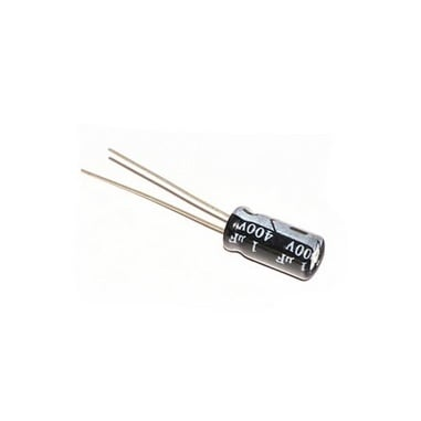 1uF/400v Electrolytic Capacitor