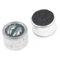 Electret SMD Microphone - 20Hz-20KHz (Pack of 2)