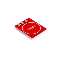 TTP223 Capacitive Touch Switch Button Module for Arduino and Raspberry Pi