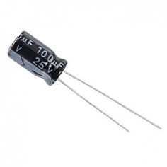 100uF/63v Electrolytic Capacitor