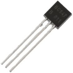 Transistor - BC547 (NPN)
