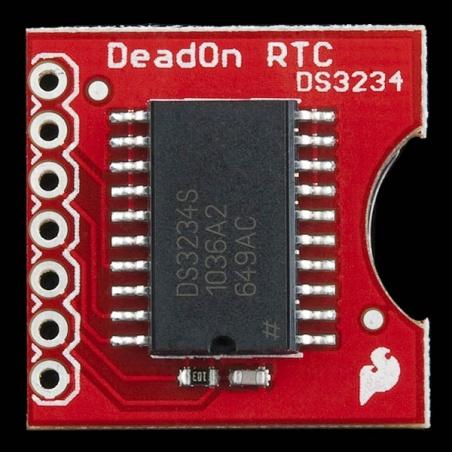 SparkFun DeadOn RTC Breakout - DS3234