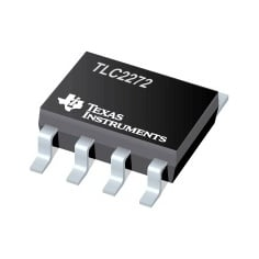 Advanced LinCMOS Rail-to-Rail Operational Amplifier -TLC2272CDR