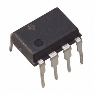Advanced LinCMOS Rail-to-Rail Operational Amplifier - TLC2272CP