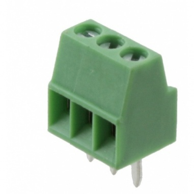 Screw Terminal KF128, 5mm Pitch (3-Pin)