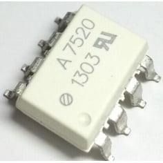 HCPL-7520 Isolated Linear Sensing IC