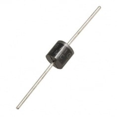 6A10 6A 1000V Power Diode (Pack of 5)