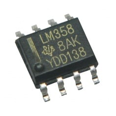 Op-Amp - LM358 SMD