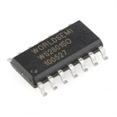 WS2801 LED Driver IC