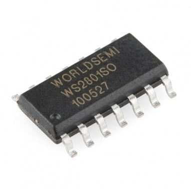 WS2801 LED Driver IC