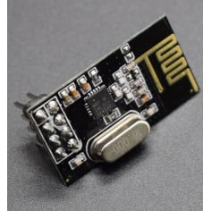 2.4Ghz Low Power NRF24L01+ RF Transceiver Module ISM