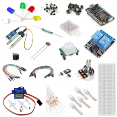 Particle Photon Starter Kit