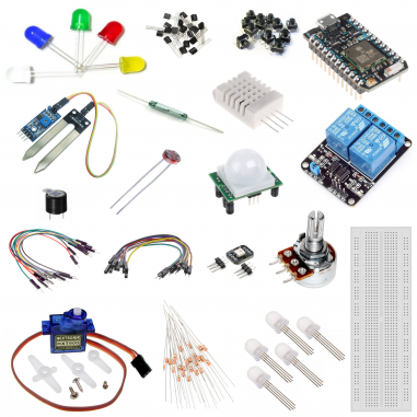 Particle Photon Starter Kit
