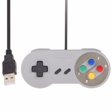 Raspberry Pi Compatible USB Gamepad