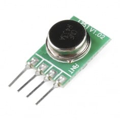 RF Link Transmitter - 434MHz: WRL-10534