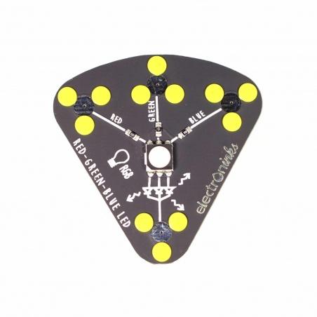 Circuit Scribe -RGB LED