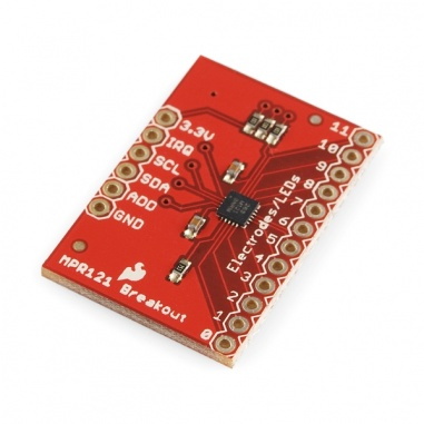 SparkFun Capacitive Touch Sensor Breakout - MPR121
