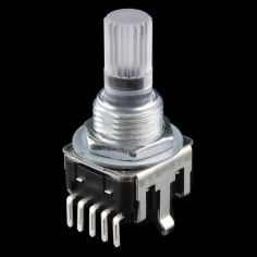 Rotary Encoder - Illuminated (RGB): COM-10982