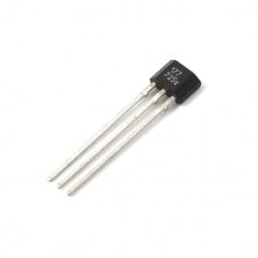 Hall Effect Sensor - US1881: COM-09312