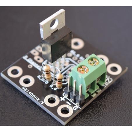 MOSFET Breakout Board
