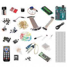 Arduino Starter Kit V2 by Edwin Robotics