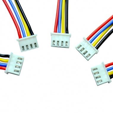 Micro JST 2.0 PH 4-Pin Connector set