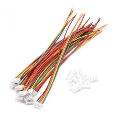JST 2.0 PH 5-Pin Connector set