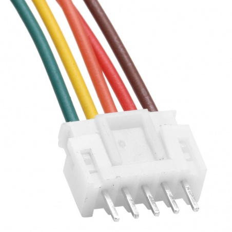 JST 2.0 PH 5-Pin Connector set
