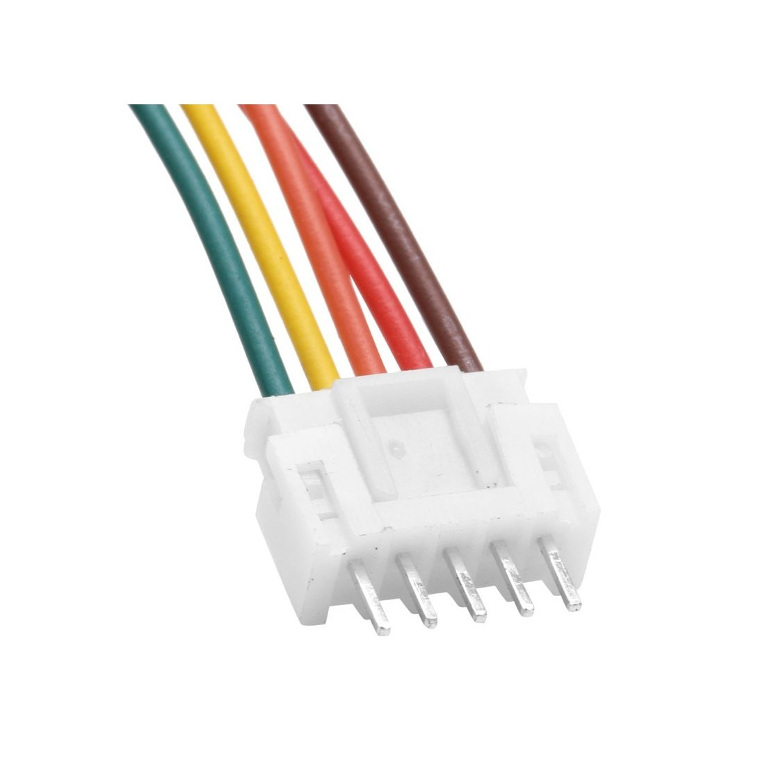 jst ph series 5 pin connector with cable. Black Bedroom Furniture Sets. Home Design Ideas