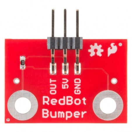 SparkFun RedBot Sensor - Mechanical Bumper