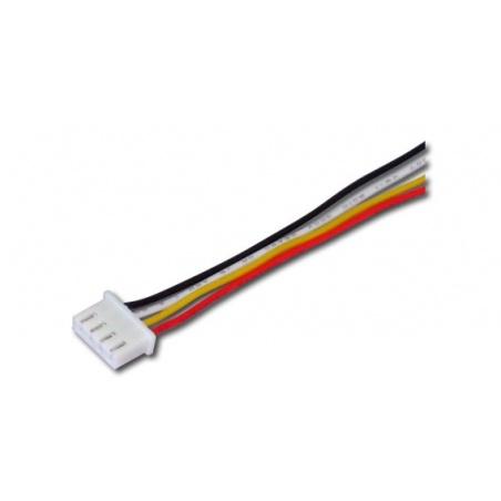 JST 2.0 XH 4-Pin Connector set