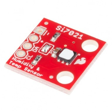 SparkFun Humidity and Temperature Sensor Breakout - Si7021