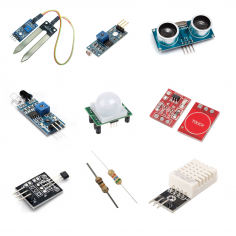 Sensor Kit for Raspberry Pi