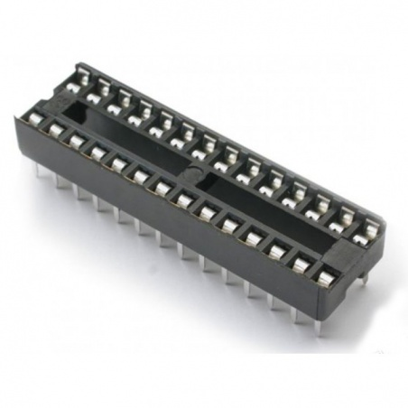 28 pin DIP IC Socket