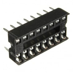 16 pin DIP IC Socket