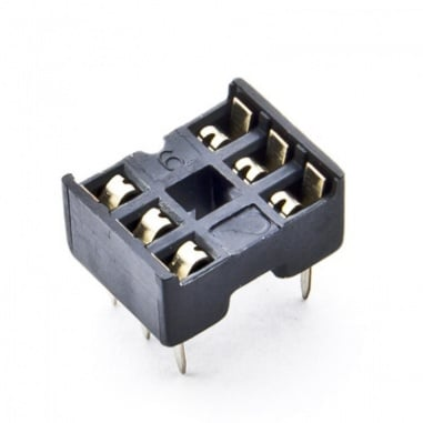 6 pin DIP IC Socket