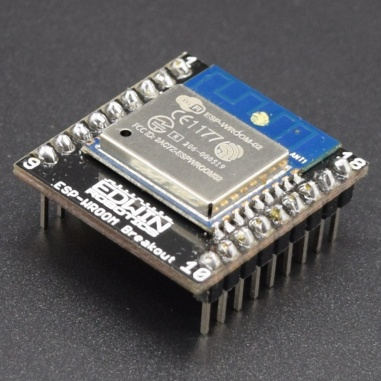 WiFi Module - ESP-WROOM-02 with Adapter