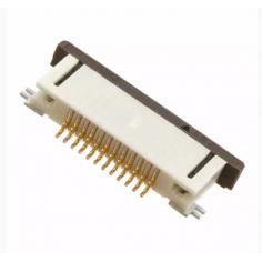 CONNECTOR FFC BOTTOM 12POS 0.50MM R/A