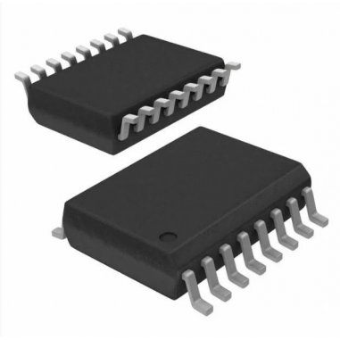 IC RS232 3V5.5V 15KVESD 16-SOIC