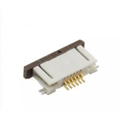 CONNECTOR FFC BOTTOM 6POS 0.50MM R/A