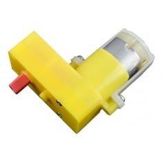 150 RPM DC Geared Motor