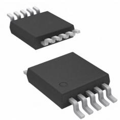 IC ADC 16-BIT I2C PROGRAMMABLE 10-MSOP