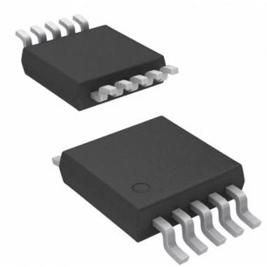 IC ADC 16-BIT I2C PROGBL 10-MSOP